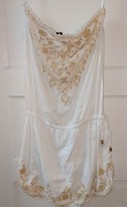 Cynthia Rowley cotton tube dress